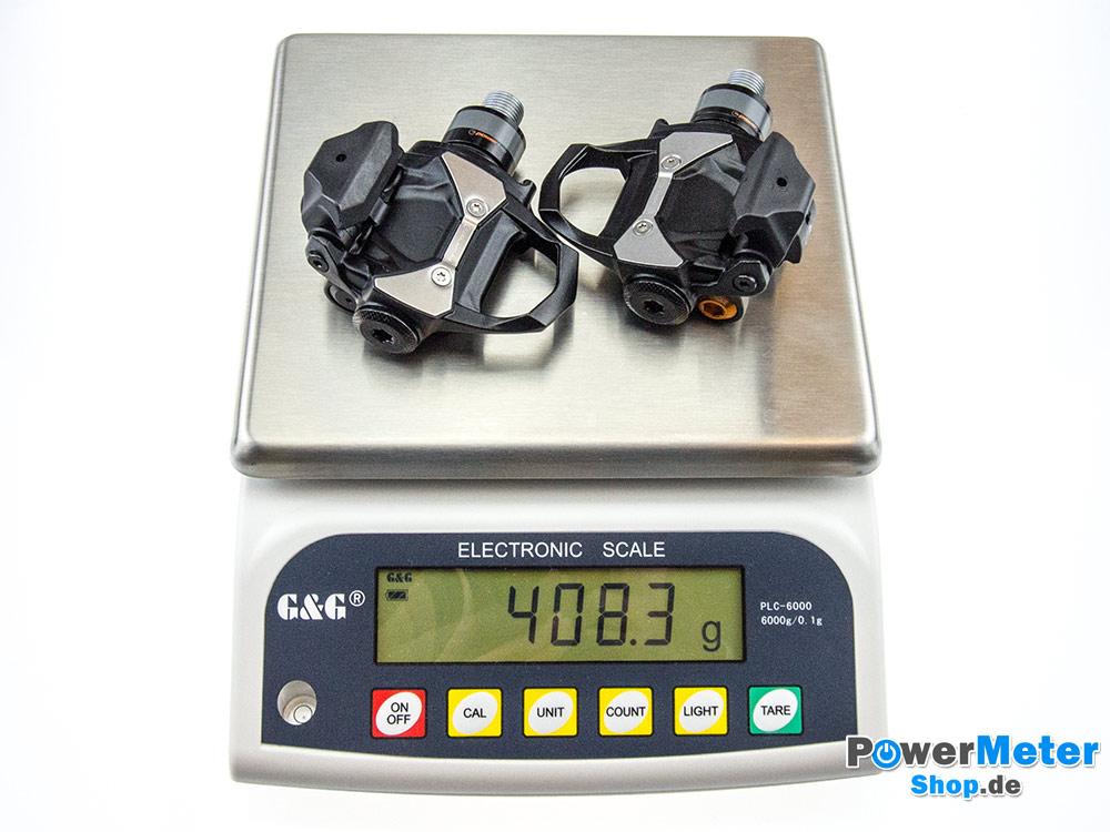 Powertap P1s Gewicht